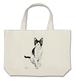 猫祭 猫のダリル A3  Lバッグ キャンバス地 しっかりとした素材