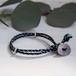 men's bracelet■shara(black)