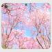 枝垂れ桜 帯なし手帳型スマホケース