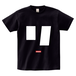 minario / リ(ri) LOGO T-SHIRT BLACK