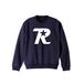 R-logo for Kids / スウェット(White/Navy)【送料無料】【Shop限定】