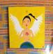 マイ天使  「大天使ミカコエル」 / F10サイズ  / ジーコ作 アンダラペンダント×1+創造主のペン×1 付き