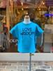 NEEDLE WORKS STANDARD  Japanese city T-shirt(BLUE/80〜150)
