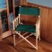 Tabi Obi Air Chair Green Tweed (オビ チェア・グリーンツイード)