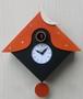 ピロンディーニ時計 104-black-orangeroof
