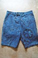 S PA-1 indigo sashico shorts