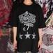 PATTERN(薔薇)Tシャツ