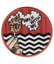 "labarbuda""TWIN PEAKS FIRE WALK WITH ME PATCH"""