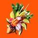 MAISON ONIGIRI - THE TASTE - orange ネオンフレーム for chompoo