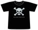 ご予約商品 特典バッチ付き JOE ALCOHOL NEVER SLEEPS 6,0oz T-shirts blk