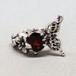 ar11蝶々と花の指輪