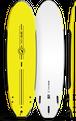 Storm Blade 8ft SSR Surfboard / Yellow