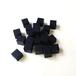 黒10mm木製キューブ(約150個)