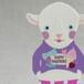 【BIRTHDAY PORORI CARD】ファンシー