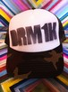 "DREAM1000 SKATE BOARD "" STENCIL MESH CAP """
