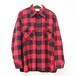 80's Sears Buffalo check shirts XL