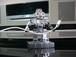 電気部品の廃材をアップサイクル!メタ・ロボ「ケーブルマン」