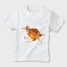 """ベビーTシャツ NZ Birds """"Weka"""" ★名前入れ可能"""