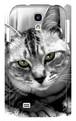 スマホケース Galaxy S4 グリーンアイズ
