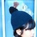 sin sin / 2color ニット帽
