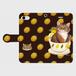 手帳型スマホケース「ソマリと檸檬」(iPhone5/5S/SE ・iPhone6/6s ・iPhone7 ・iPhone8 ・iPhoneⅩ・Android S・M)