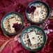 トランプ柄の小皿3枚セット