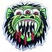 """scumbags&superstars""""Green Mutant Kong"""""""