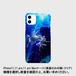 iPhone11,11 pro,11 pro Maxケース(表面のみ印刷:クリア):10_capricornus(kagaya)