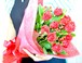 B0191) 真っ赤なバラの花束