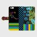 Ys445 手帳型スマホケース Cool( iPhone Plus・Android L)