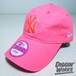 New Era Women 9Forty Cotton Cap New York Yankees Pink