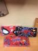 スパイダーマン 缶ペンケース