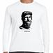 プラトン 古代ギリシャ 哲学者 歴史人物ロングTシャツ115