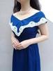 Off shoulder dress/オフショルダードレス