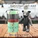 ドール(20CM)サイズ★テディベア・ハンドメイドケース入り・CELINE