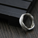 Solid Silver Antique Wave Ring ソリッド シルバー アンティーク ウェーブ リング