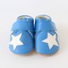 baby shoes(star)blue
