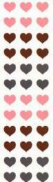 Lustre Hearts