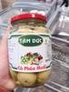 Cà Pháo Muối (Eggplant Salted)-500g