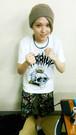 IKIMONOMARRION 亀と髑髏Tシャツ