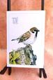 ポストカード (鳥さんシリーズ2)