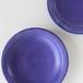 茄子紺釉カレー・シチュー皿