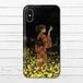 #052-001 iPhoneケース スマホケース 《ホタルの森》 作:もなか iPhoneX 可愛い ファンタジー ノスタルジー おしゃれ かわいい iPhone5/6/6s/7/8 Xperia ARROWS AQUOS
