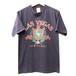 "JERZEES '90 MADE IN U.S.A. NAVY ""LAS VEGAS NEVADA"" PRESHRUNK COTTON T-shirts ジャージズ 90年代 Tシャツ ヴィンテージ古着"