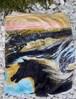 """白雲友子「ハヤテの如く 」ブランケット(両面起毛フリース)  Blanket """"Hayate -As a strong wind- """""""