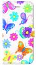 【iPhone6/6s】 Butterflies Dance 蝶のダンス 手帳型スマホケース