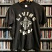 S / S Tシャツ THE COLTS LIVING DEAD ヴィンテージブラック