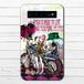 #016-005 モバイルバッテリー ロック 女の子 かわいい おしゃれ iphone スマホ 充電器 タイトル:ブレーメン~パターン1~  作:nero