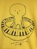 ピアノボーイTシャツ S