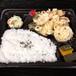 鶏野菜天弁当(丼タレ別添え)